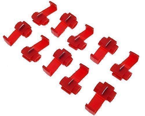 Preisvergleich Produktbild 10x Stromdiebe Lüsterklemmen Schnellverbinder Stromdieb Kabel Abzweig Verbinder