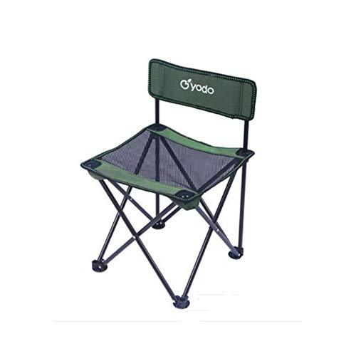 F & H FH Outdoor Klapp Tragbare Stuhl Camping Strand Angeln Stuhl Hocker Malerei Hocker Skizze Stuhl Mazar Kleinen Stuhl Klapphocker