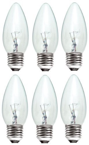 6-x-status-60w-classic-clear-es-e27-candle-light-bulbs-screw-cap-dimmable-incandescent-lamps-660-lum