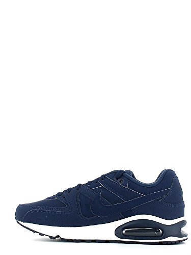 Nike Air Max Command Prm, sneaker homme Midnight Navy/Mid Navy-White