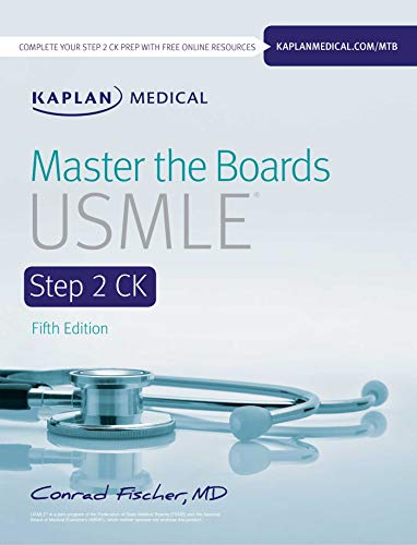 Master the Boards USMLE Step 2 CK (English Edition) -