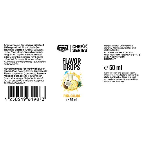 ESN Flavor Drops, 50ml - 3