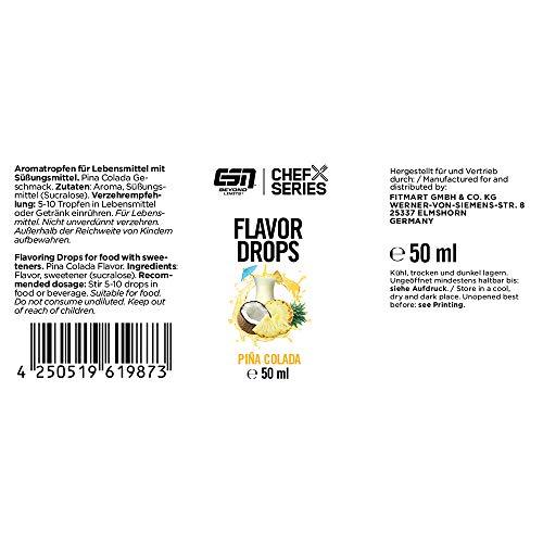 ESN Flavor Drops, 50ml - 3