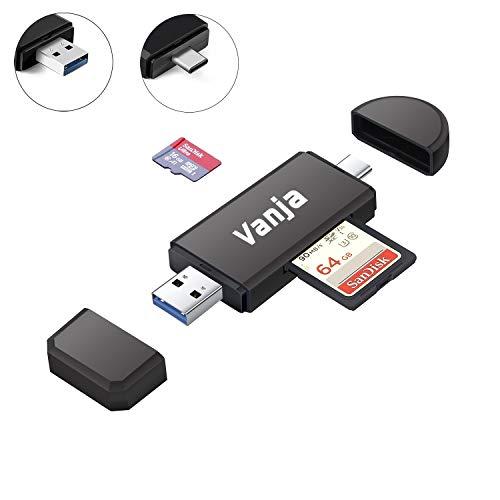 Vanja USB 3.0 Lector de Tarjetas