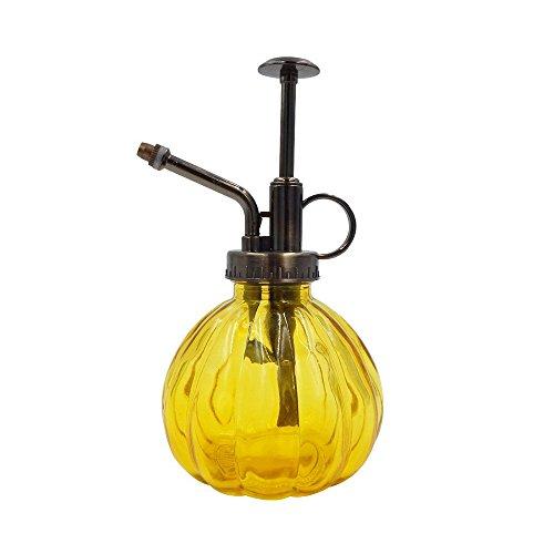 pray Flasche Vintage Kürbis Kupfer Düse Bewässerung Spray Flasche Bonsai Pflanze Blumen Garten-Gießkanne Flasche Topf Dusche Parfüm Flasche Garten Dekoration (Baby-eule Für Verkauf)