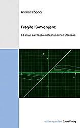 Fragile Konvergenz: 3 Essays zu Fragen metaphysischen Denkens (Édition questions)