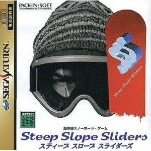 Steep Slope Sliders[Japanische Importspiele]