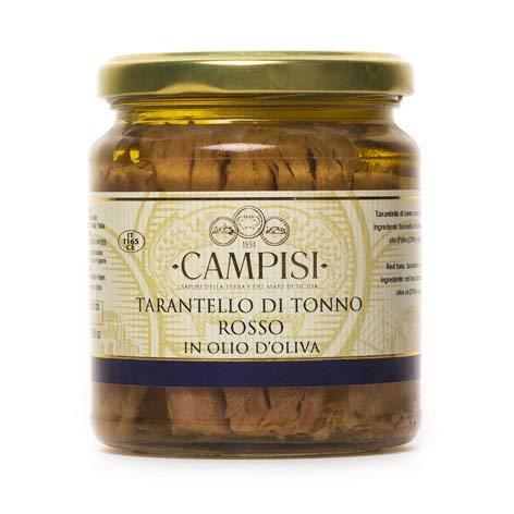TIPILIANO | Tarantello di tonno rosso in olio di oliva | 220 gr.