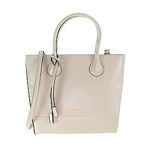 Coccinelle bristol sac à main beige 27 cm