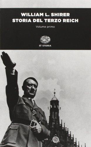 Storia del Terzo Reich [2 volumi indivisibili] di William L. Shirer
