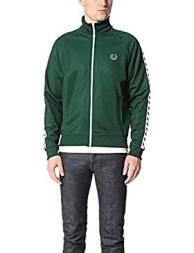 Fred Perry Cinta de laurel Track Jacket Azul