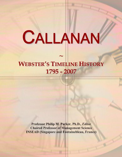 callanan-websters-timeline-history-1795-2007