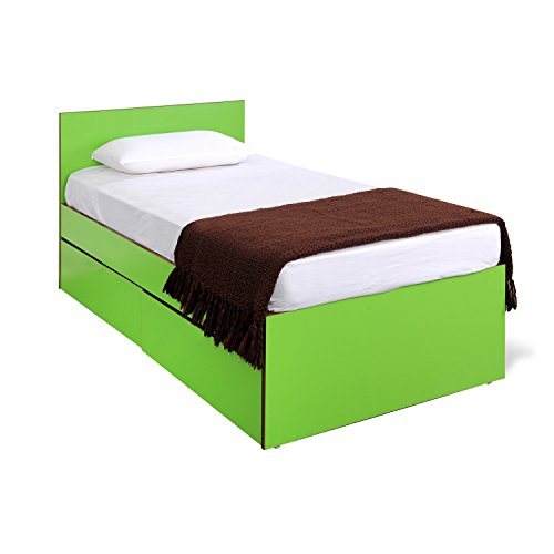 Forzza Shelly Bed Green