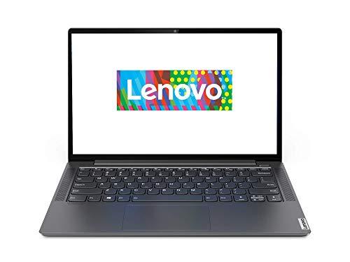 Lenovo Yoga S740 Laptop 35,6 cm (14 Zoll, 1920x1080, FHD, IPS) Slim Notebook (Intel Core I7-1065G7, 16 GB RAM, 1 TB SSD, NVIDIA GeForce MX250, Windows 10 Home) grau