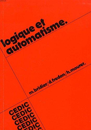 Logique et automatisme (Collection Formation des maîtres en mathématiques)