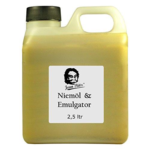 Jean Pütz Original Niemöl (Neemöl) & Emulgator gebrauchsfertig 2,5 l