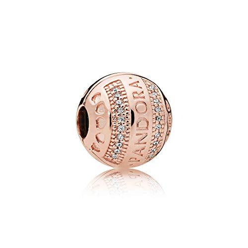 Pandora Damen-Bead Charms Vergoldet 787433CZ