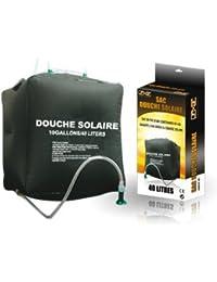 Linxor France ® Sac douche solaire pour camping ou autre... - Norme CE