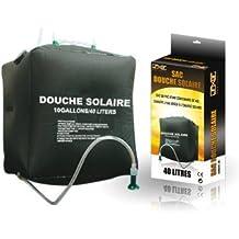 Linxor ® Bolsa de ducha solar 40L para camping u otro... - Norma CE