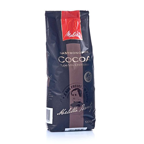 Melitta Gastronomie Kakao 10 x 1 Kg Automaten geeignet
