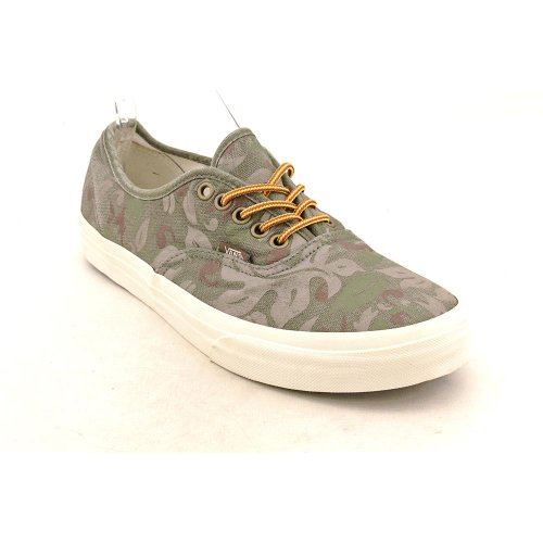 Vans U Authentic CA Sneakers Olive Night floral camo