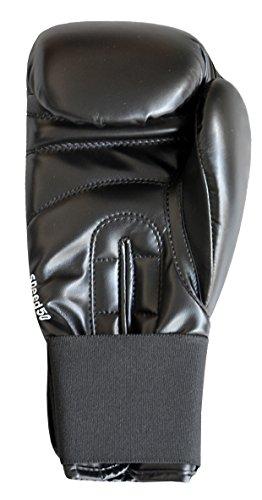 adidas Boxhandschuhe Speed 50, Schwarz, 12, ADISBG50 - 3