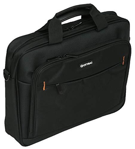 City Bag - Maletín Estilo Ejecutivo - portátiles