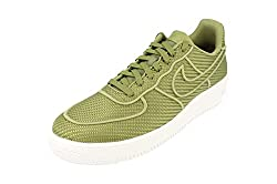 NIKE Air Force 1 Ultraforce LV8 Mens Trainers 864015 Sneakers Shoes (US 13, Palm Green White 301)