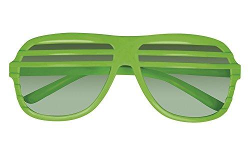 Halloweenia - Hippie Brille Kostüm Sonnenbrille, - Rock Star Männer Halloween-kostüme
