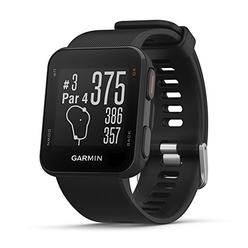 Garmin Approach S10 Lightweight GPS Golf Watch, Black