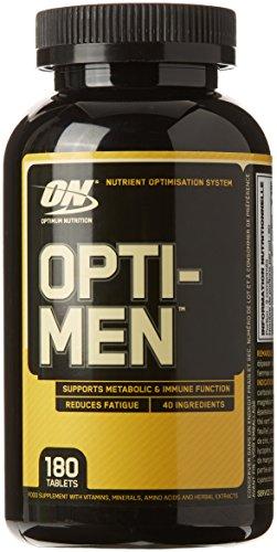 Optimum Nutrition ON Optimen Complément pour Sportif 180 Comprimés