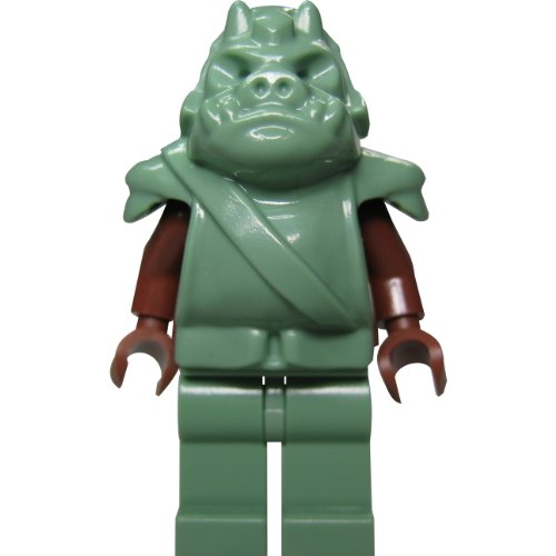 Lego-sets Star 2006 Wars (LEGO Star Wars Figur: Gamorrean Guard (Sail Barge) aus dem Set 6210)
