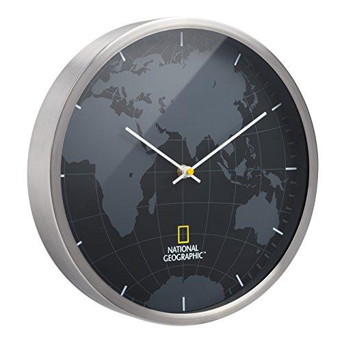 National Geographic Reloj de Pared DE 30 cm