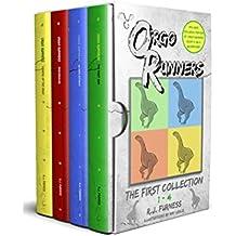 Orgo Runners: Books 1-4 (Boxset)
