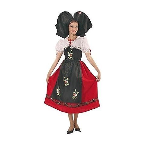 Alsacien Costume - Deguisement d'Alsacienne