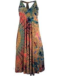 Amazon.it  Vestito Hippie - Guru Shop  Abbigliamento d76eae1abcc