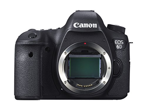 Canon EOS 6D ( 20.6 Megapixel (3.2 Zoll Display) (Generalüberholt) (20-megapixel-dslr-kamera)