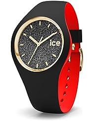 Ice-Watch Loulou Montre Femme Analogique Chronomètre avec Bracelet en Silicone – 007237