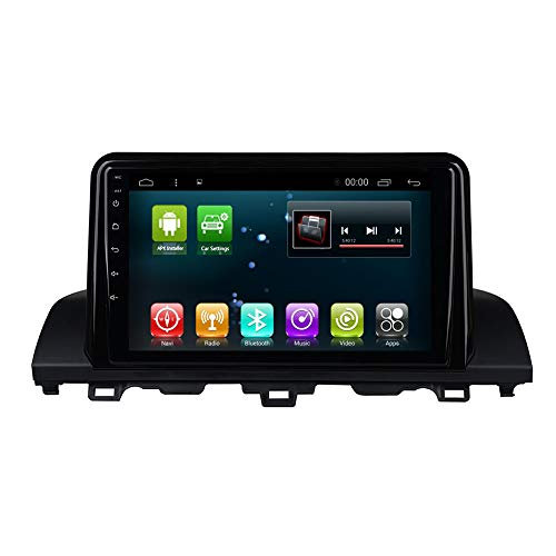 Car Radio GPS Android 8.1 Navi for Honda Accord 10 2018 2019 Navigation Sat NAV Head Unit Multimedia Stereo Navi Bluetooth WiFi 4G LTE (Android 8.1 4+32G for Honda Accord 10)