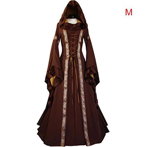 Ridecle Weihnachten viktorianischen Dame Dress, Fancy Erwachsene Kostüm -