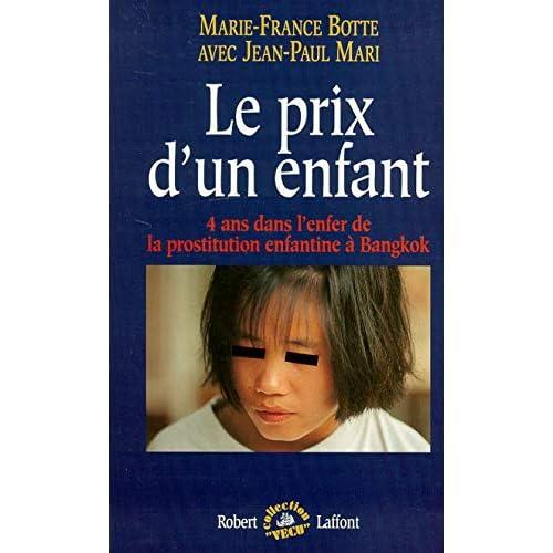 PRIX D UN ENFANT