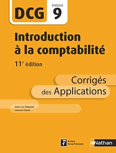 DCG 9 - Introduction à la comptabilité - 11e édition