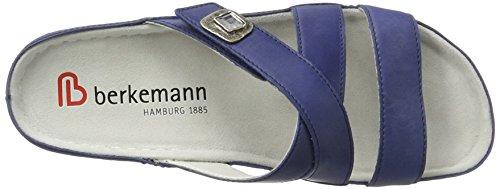 Berkemann Aniko, Mules Femme Bleu