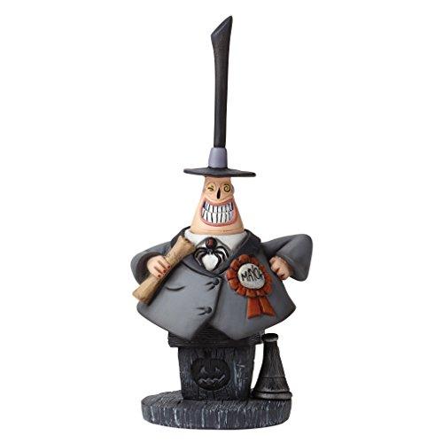 Grand Jester Studios 4053357 Le Noel de Mister Jack-Major, Céramique, Multicolore, 11 x 9 x 25 cm