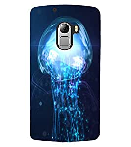 ColourCraft Creative Image Design Back Case Cover for LENOVO VIBE K4 NOTE