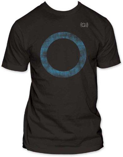 Germs, The -  T-shirt - Uomo nero Large