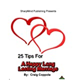 25 Tips for a Long Lasting Happy Marriage (English Edition)