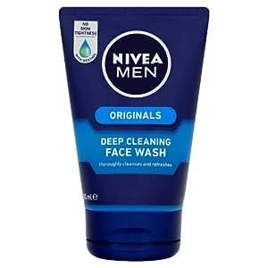 NIVEA MEN Deep Cleansing Face Wash - 100 ml