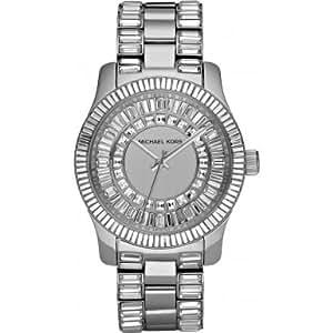 Michael Kors Crystal Set Steel Bracelet Ladies Watch MK5352