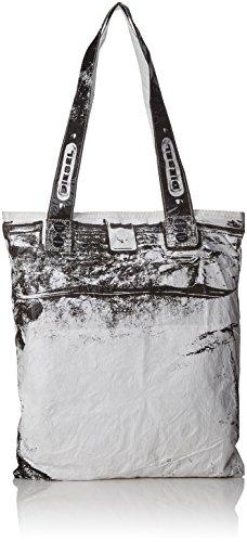 Diesel 00B828PR298 Core Sporttasche, Weiß (Handtaschen Damen Diesel)